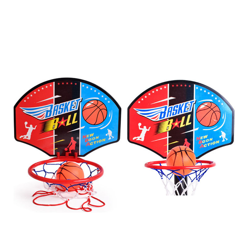 Plastic Basketball Stands Children Indoor and Outdoor Portable Shooting Toy