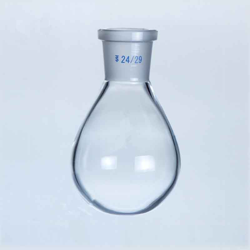 1000ml/29# thick wall Eggplant-shaped flask rotating bottle flask for Evaporator