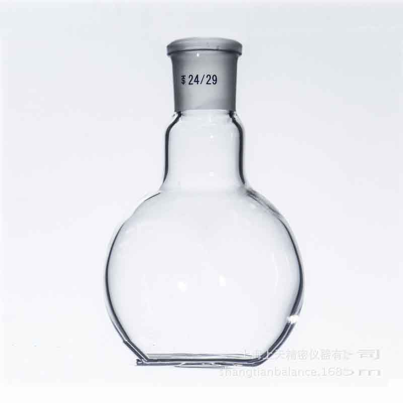 2000ml/24# Single neck Flat-bottomed flask (thick wall) standard grinding glass flask