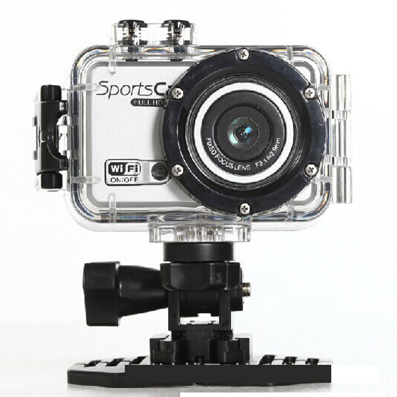 Ordro SP-81W 1080P Full HD WIFI Video Sports Camera With 10M Waterproof