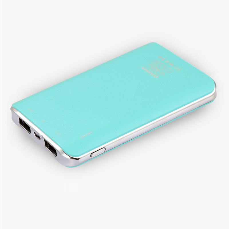 8000mAH Portable Power Bank for Mobile Phone