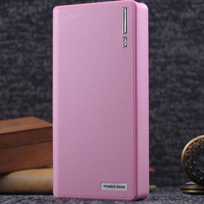 Wallet Style Portable 20000mAh Mobile Power Bank For Mobile Phones