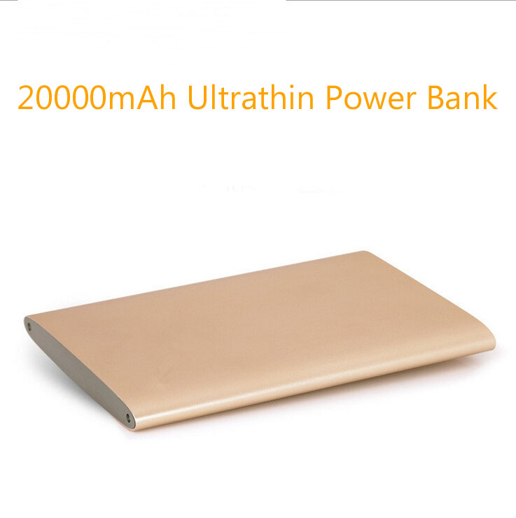 High Quaility 20000mAh Mobile Power Bank For IOS Android