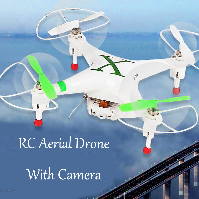 3D 2.4G RC Aerial Drone With Four Axis Aircraft Colorful LED Lights