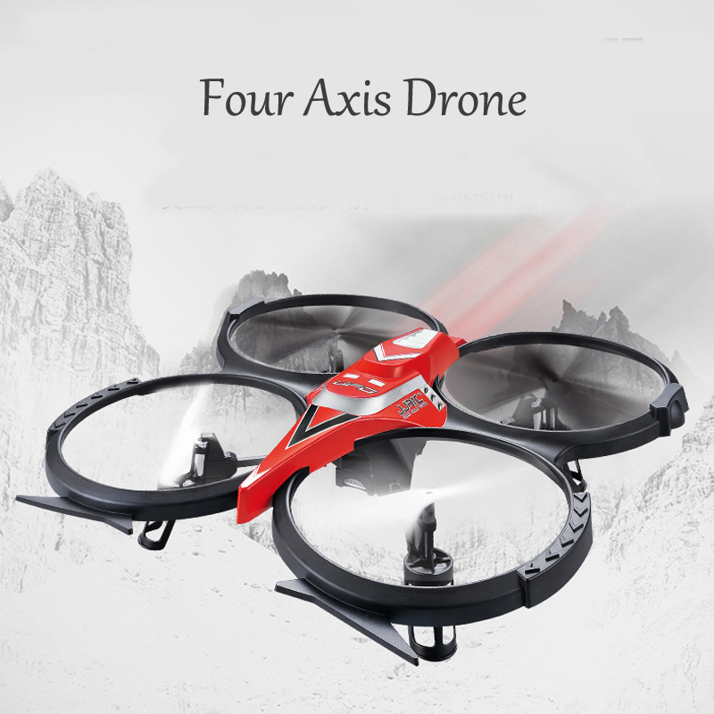 Hot Selling UFO Four Axis Drone 2.4G RC Drone Aerocraft F182