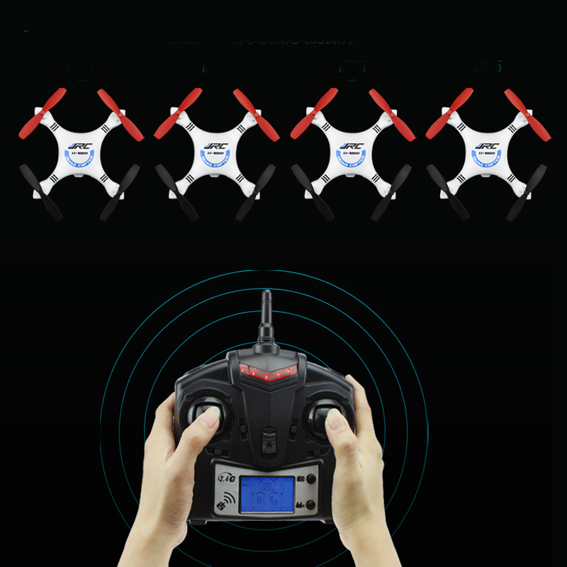 Mini Drone Six Channel Four Axis Aerial Drone RC Drone JJ1000-1