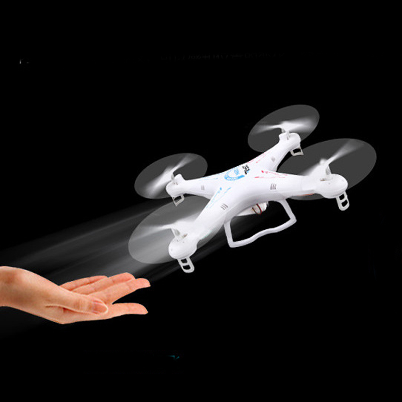 High Speed 2.4G Drone Four Axis Aerial Drone RC Drone Airplane JJRC H5