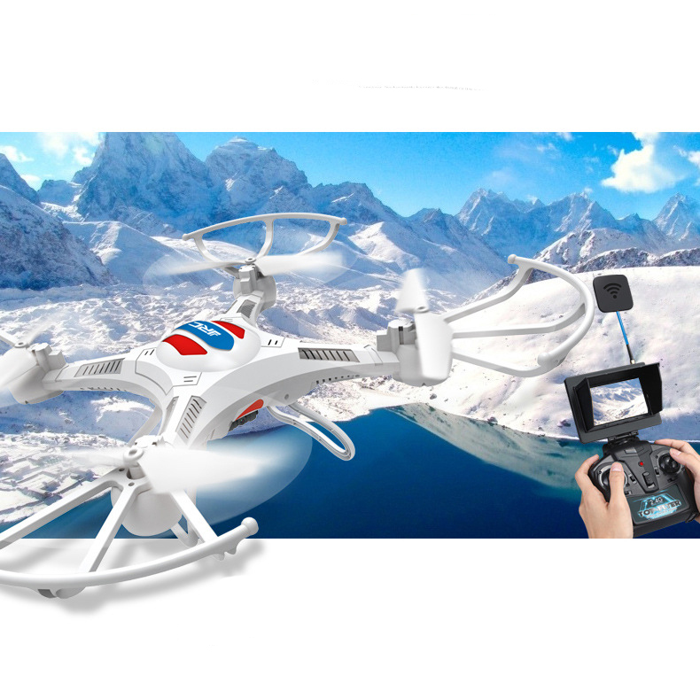 JJRC H15-3 RC Drone With 30W Camera Four Axis Aerial Drone 2.4G Airplane