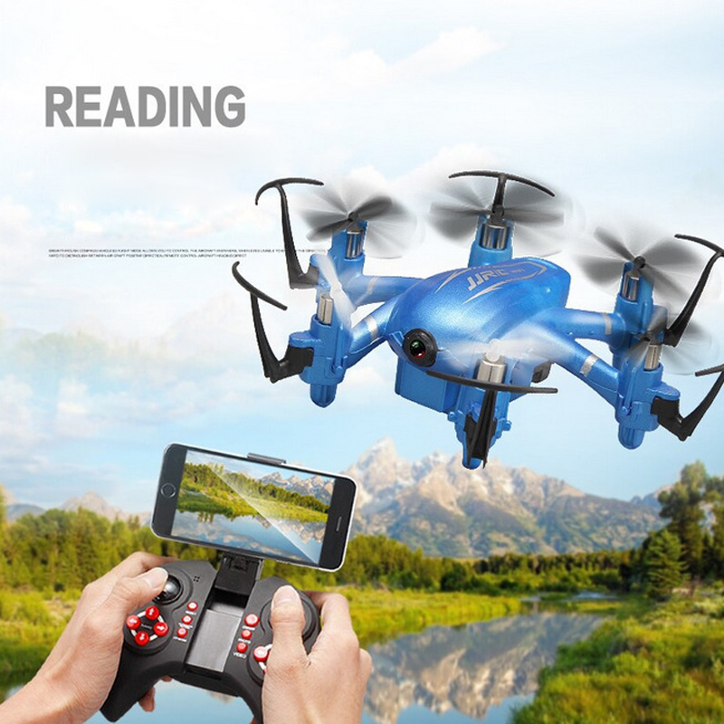 Hot FPV Mini RC Drone Six Axis Aerial Drone 2.4G Airplane JJRC H20W