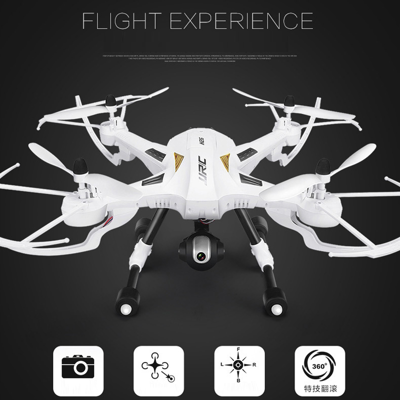 WiFi Live Transmission RC Drone Four Axis Aerial Drone 2.4G Drone JJRC H26W