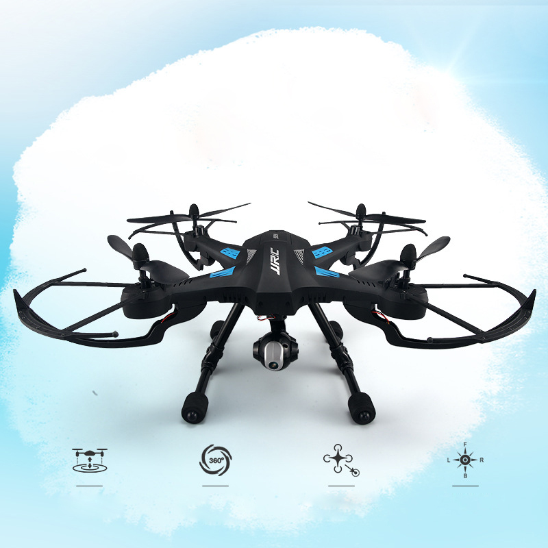 Hot WiFi RC Drone Four Axis Aerial Drone 2.4G Drone JJRC H26WH