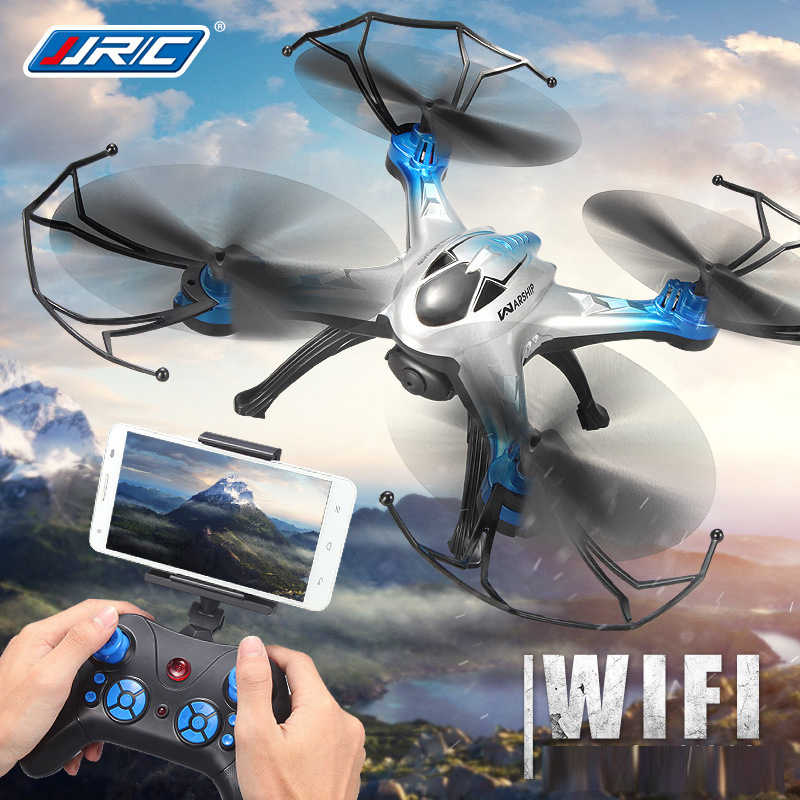 JJRC H29W WiFi Live Transmission RC Drone Four Axis Aerial Drone 2.4G Drone