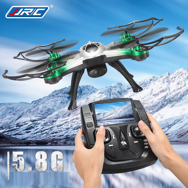 5.8G Drone WiFi Live Transmission Four Axis Aerial Drone RC Drone JJRC H29G