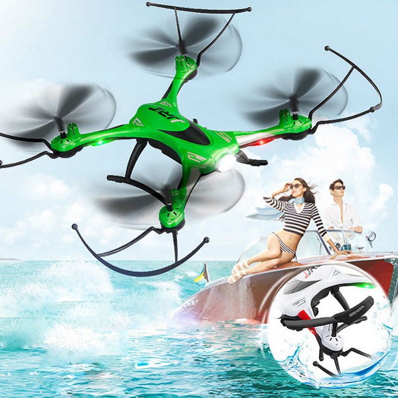 Waterproof 2.4G Drone With 30W Wifi Camera RC Drone Four Axis Aerial Drone   JJRC H31W