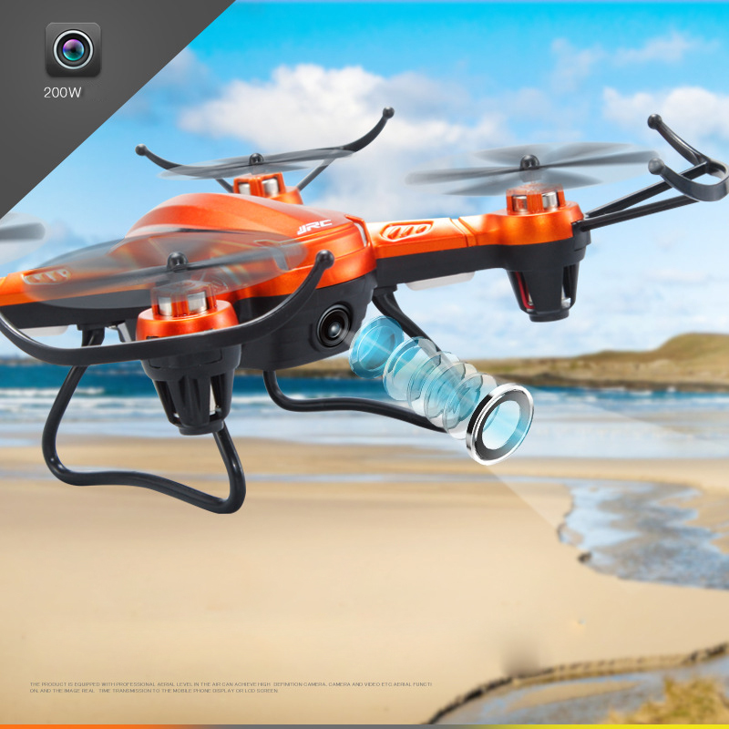 5.8G Live WiFi Transmission RC Drone Four Axis Aerial Drone JJRC H32GH