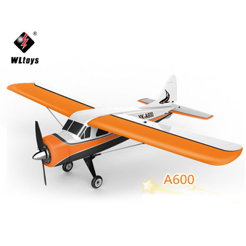 Hot XK A600 Remote Control Airplanes 2.4G Airplanes Brushless Motor