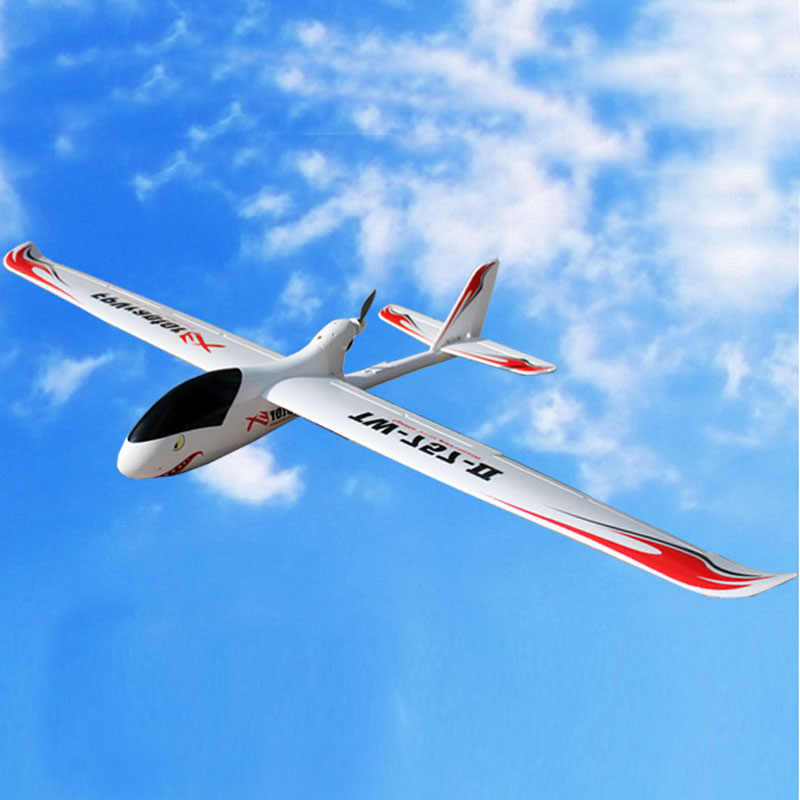 757-2 2.4GHz Remote Control Brushless RC Airplane Toy