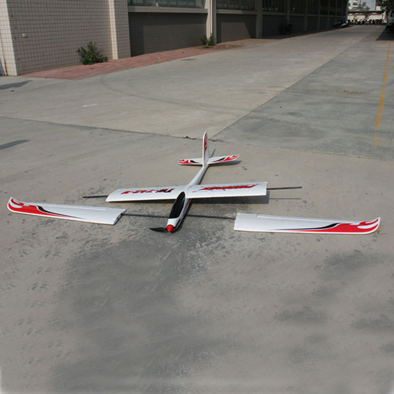 742-5 6 Channels 2.4GHz Brushless Motor RC Airplane