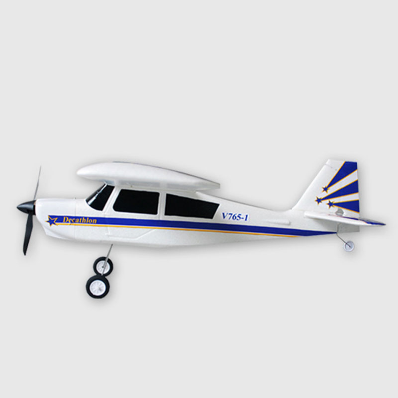 765-1 4 Channels Remote Control RC Airplane For Kids Gift