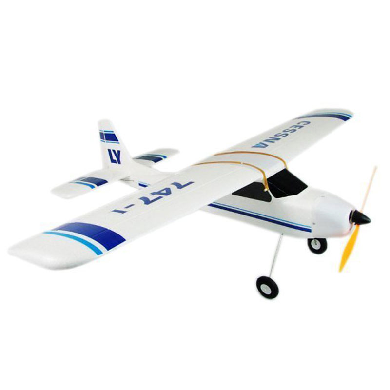 747-1 4 Channels RTF EPO Remote Control RC Airplane