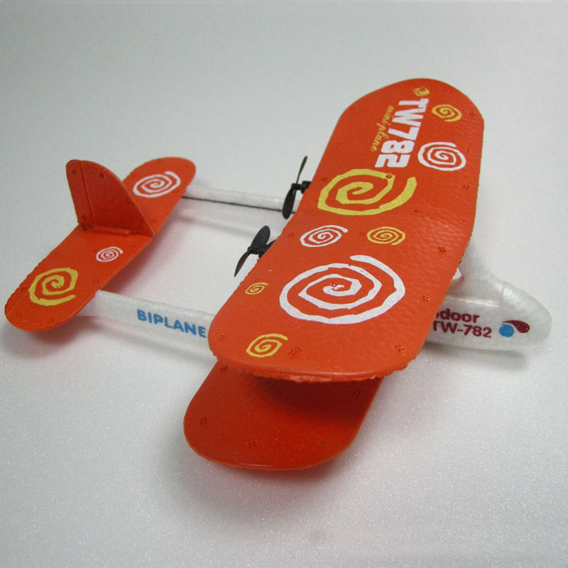 782 Mini 4 Channels Remote Control RC Airplane