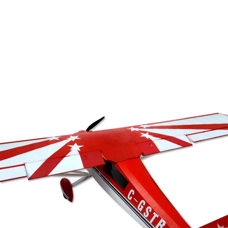 747-5 2.4G 6 Channels Remote Control RC Airplane