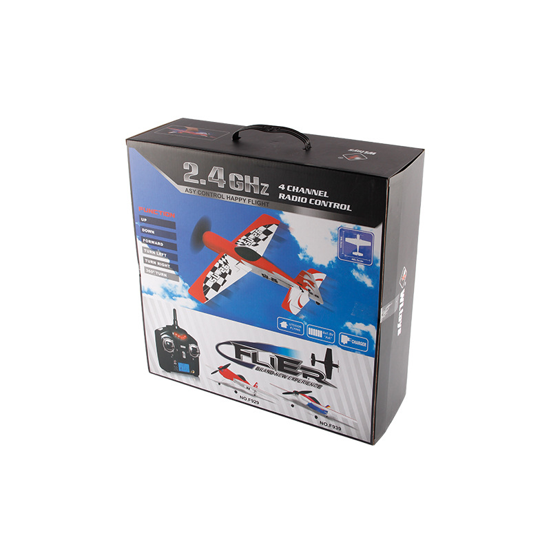 WLtoys F929-A 2.4GHz 4 Channels Remote Control RC Airplane Toy