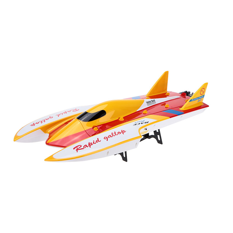 WLtoys 2.4G High Speed 50km/h RC Racing Boat WL913