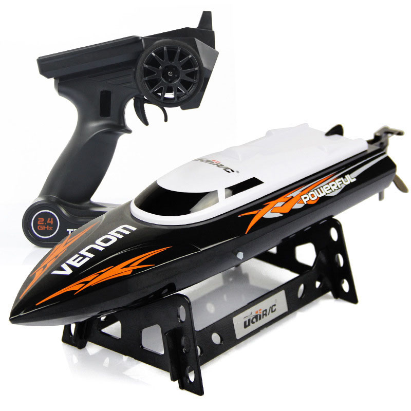 2.4G RC Boat High Speed Racing Boat 25km/h Best Gift for Children