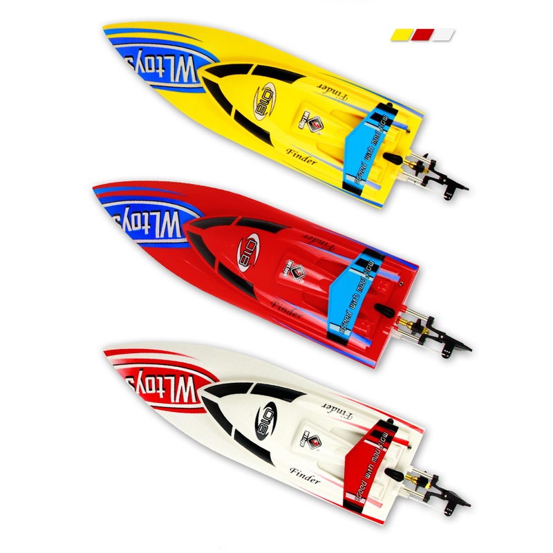 WLtoys V911 2.4G Remote Control Boat Racing Sport Boat Waterproof Boat