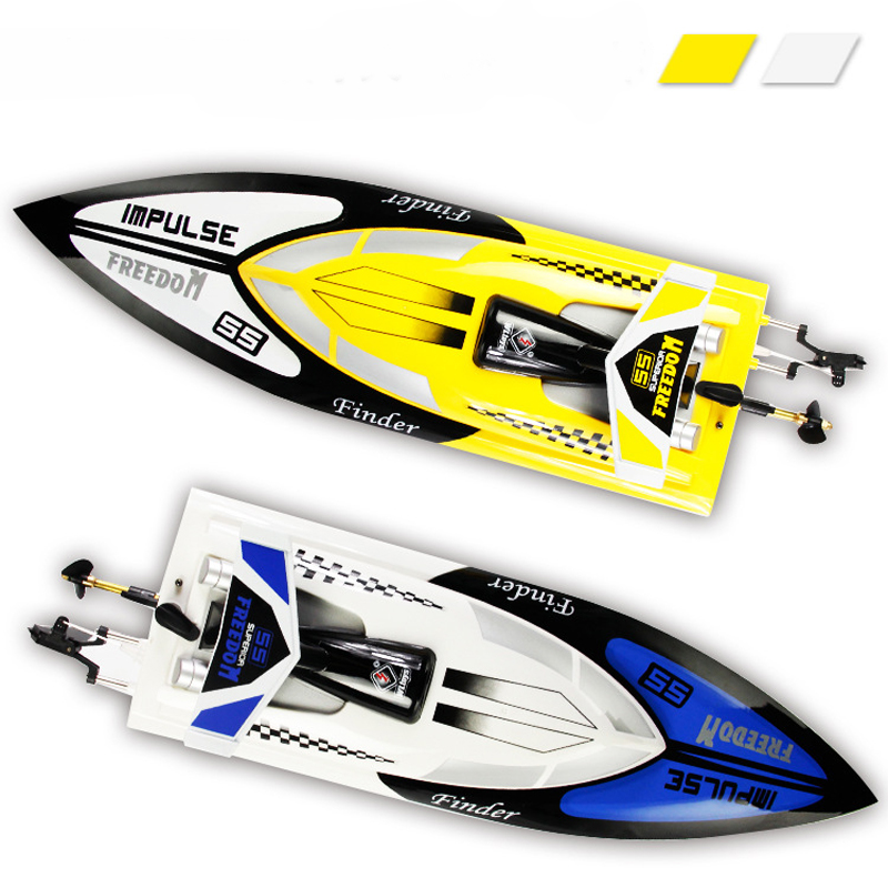 WLtoys V912 Electric RTF 2.4G Electronic 4CH Model Boat High Speed RC Boat