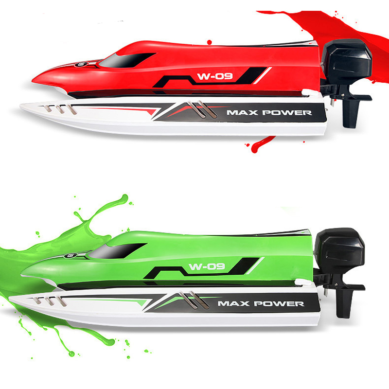 WLtoys V915 2.4G Remote Control Boat Racing Sport Boat Waterproof Boat