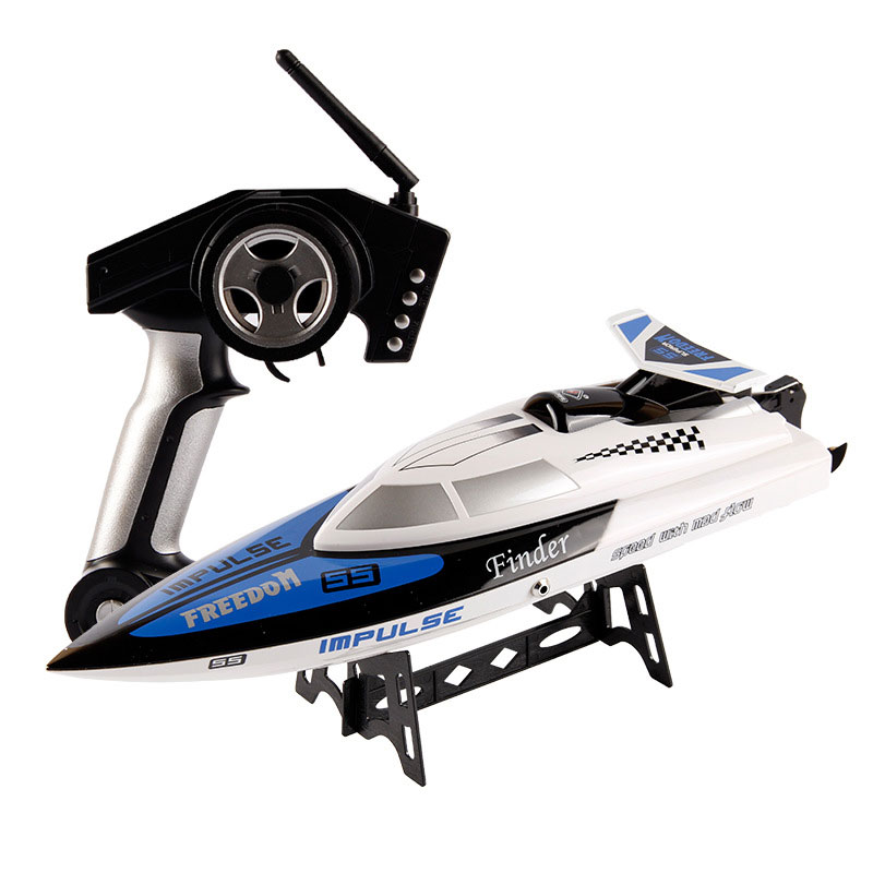 High Speed Racing 2.4GHz RC Boat For Kids Toys Gift