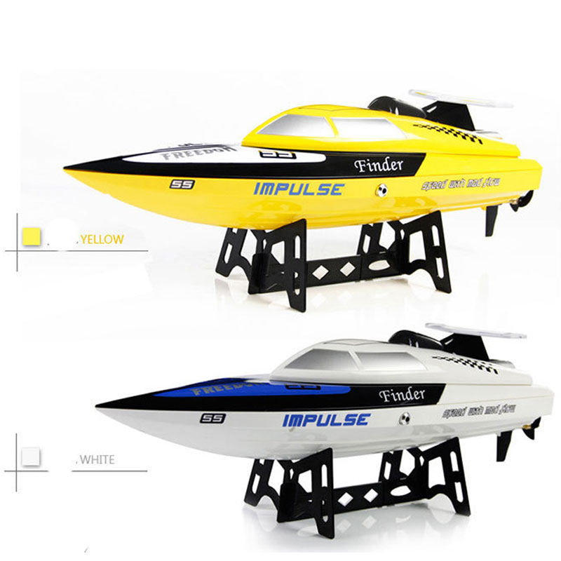 Wltoys WL912 High Speed Racing RC Boat Toy RTF 2.4GHz