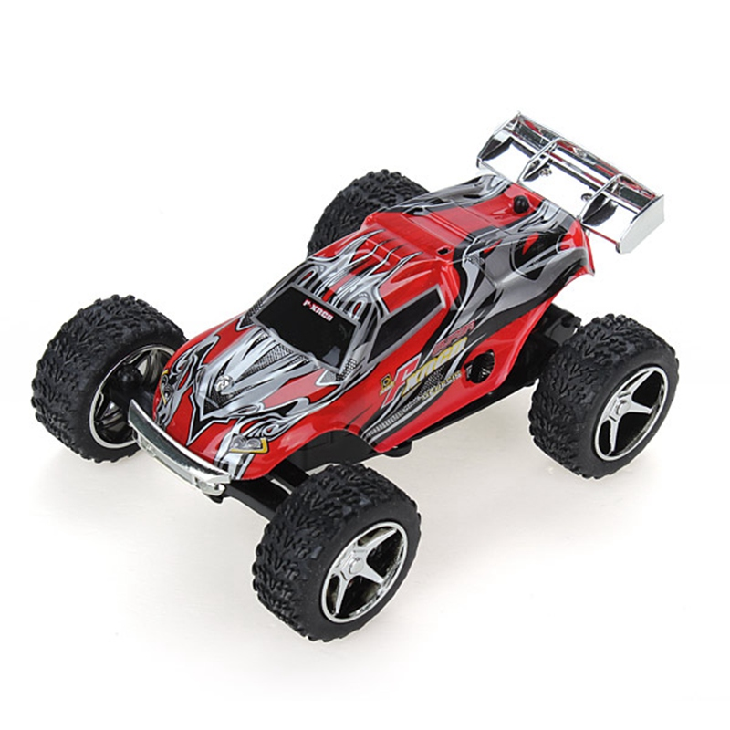 WLtoys Upgraded 2019 2.4G 4CH RC Car Rmote Control Toy Steady Wheel LED Light for Kids