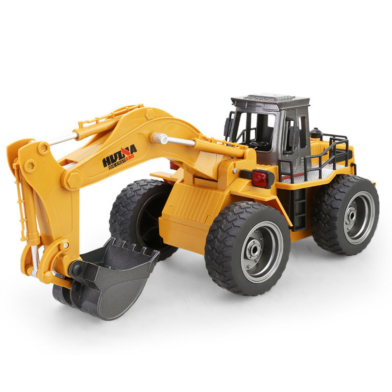 Loader Forklift Excavator Truck Alloy Vehicles Toys Gifts Models Collection