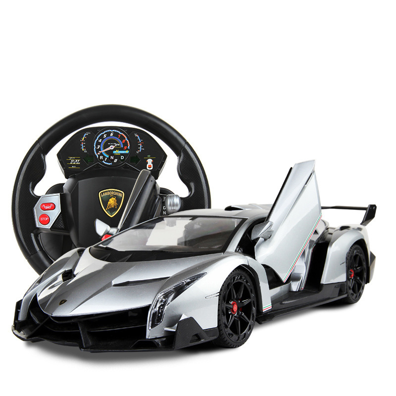 Remote Control Car Can Open the Door Racing Toys for Kids