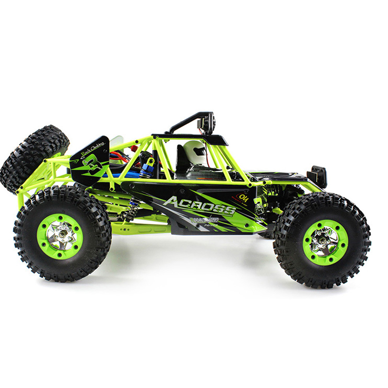 Good Children's Toy WLtoys 1/12 RC Car With LED Light RTR 2.4GHz 12428