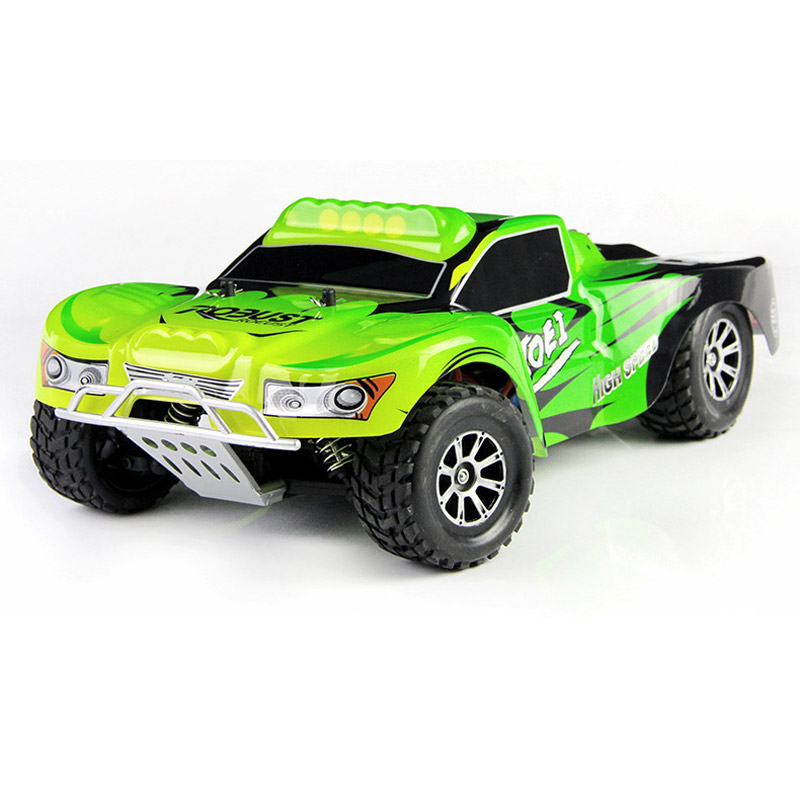 Wltoys 2.4G 1:18 High-speed Off-road Radio Control Racing Car