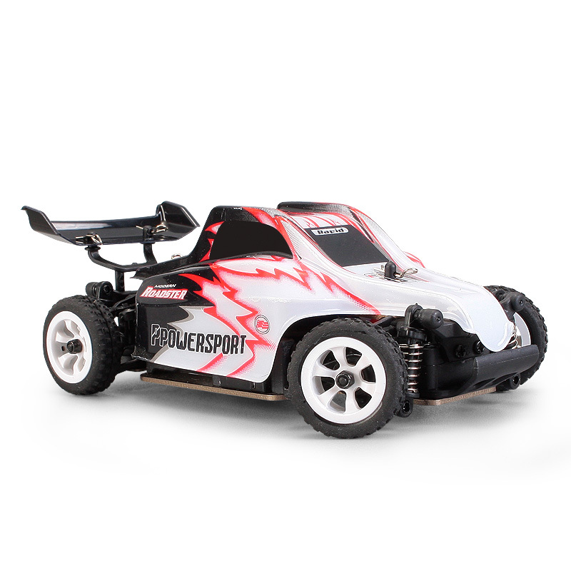 Wltoys 2.4GHz 1:28 High Speed 30km/h Electronic Off-road RC Racing Car
