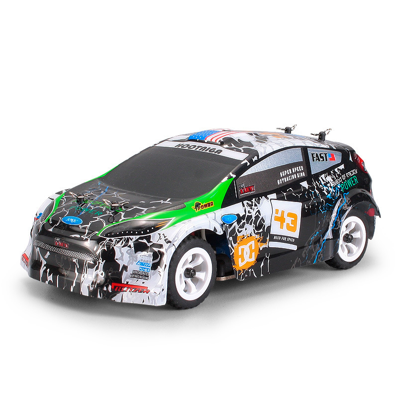 Wltoys 2.4G 4CH 30km/h High Speed Off-Road RC Car K989