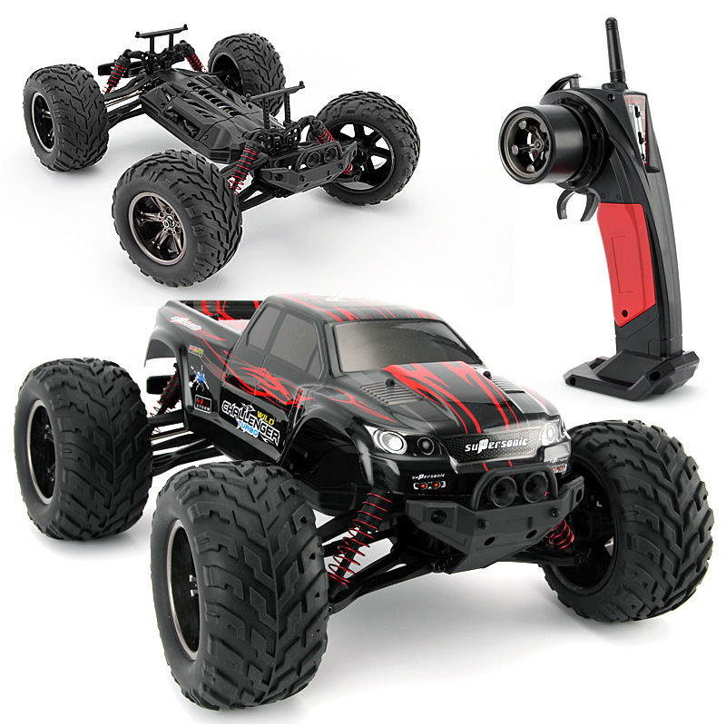 1/12 2WD 42km/h High Speed Remote Control Off Road Car S911