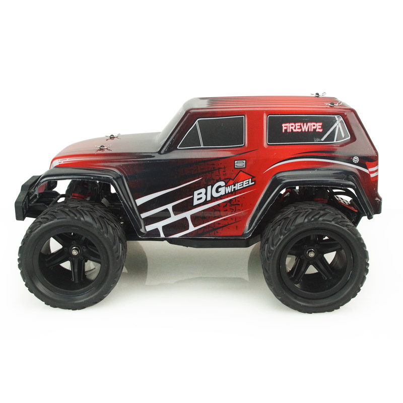 1/12 Full Scale 2.4GHz 4CH High-performance SUV Off-road Racing Rally Car BG1509