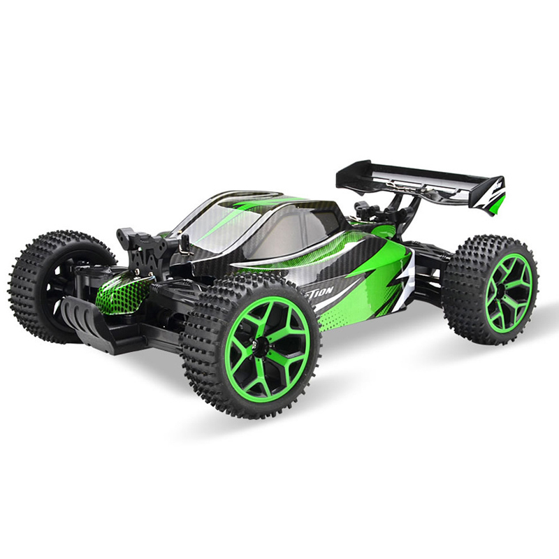 1/18 2.4G Rock Crawlers High Speed 4CH 4WD Race Car RC Toys