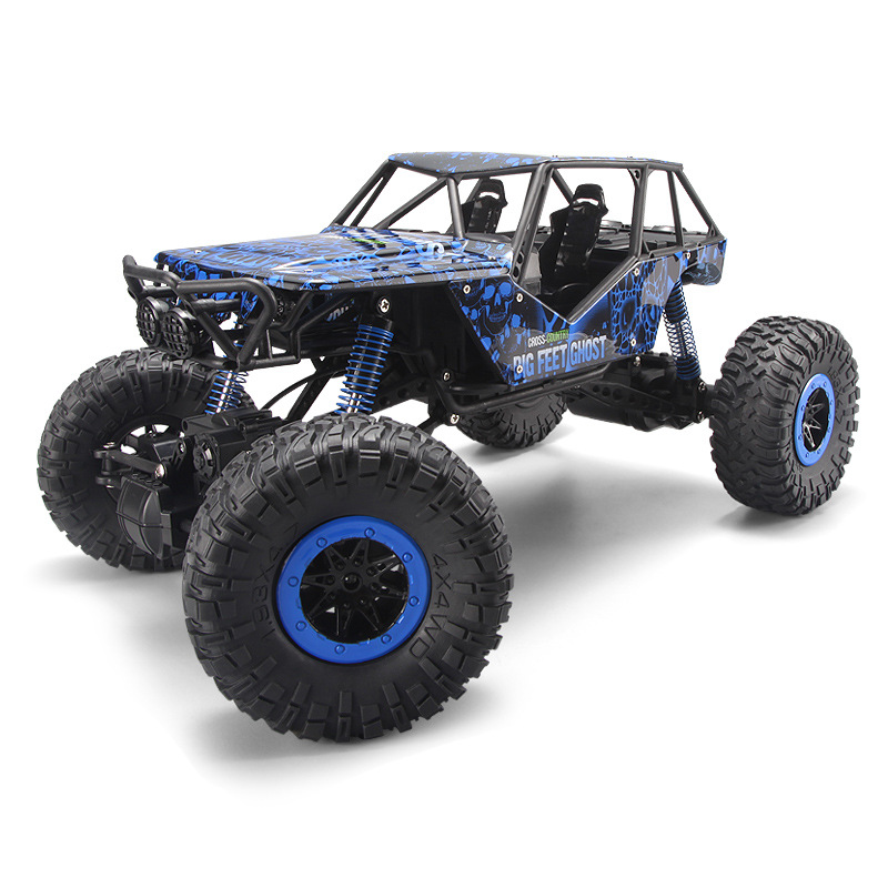 Lager 1/10 2.4GHz Off-road RC Car Resistant Bounce Stunt Car