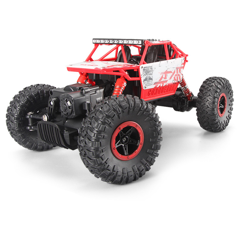 New 1/18 Remote Control Creative Off-road Car 2.4GHz Bounce Stunt Car