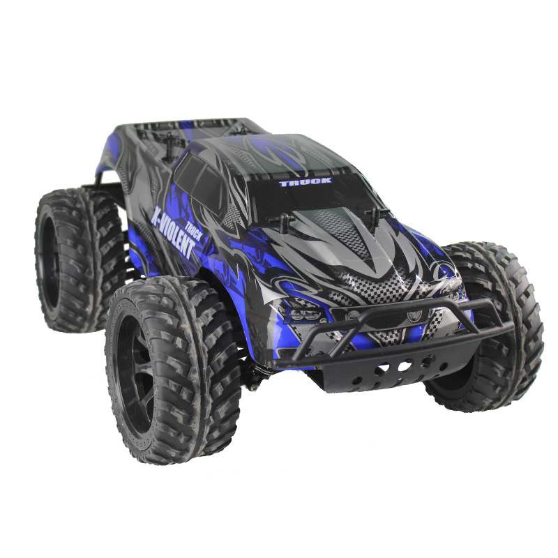 Hot 1/10 Bull Wheel Off-road RC Car 2.4G RC Car High Speed Car