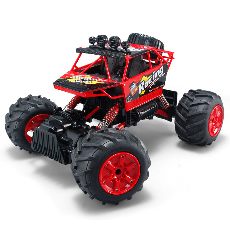 New Amphibious 1/14 Off-road 2.4G High Speed RC Charging Car
