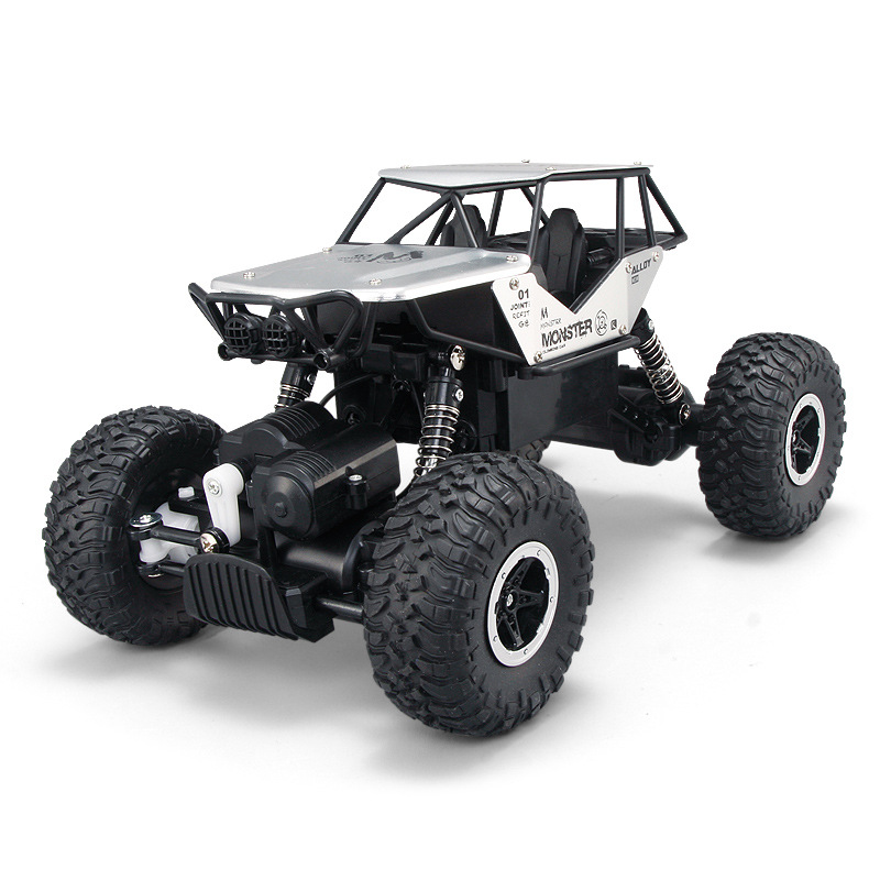 New Cool 1/18 2.4G Alloy High Speed RC Car Four Wheel Off-road 3051R
