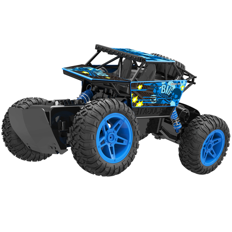 High Speed Jump RC Car 2.4G High Speed Jump Car Four Wheel 8811